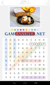 10x10 Word Search Level 1-2 Answers