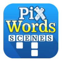 Pixwords Scenes Level 169 Answers and Solutions