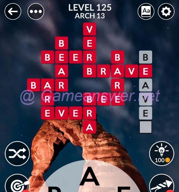 Wordscapes Level 125 Answers Bonus Words Michael