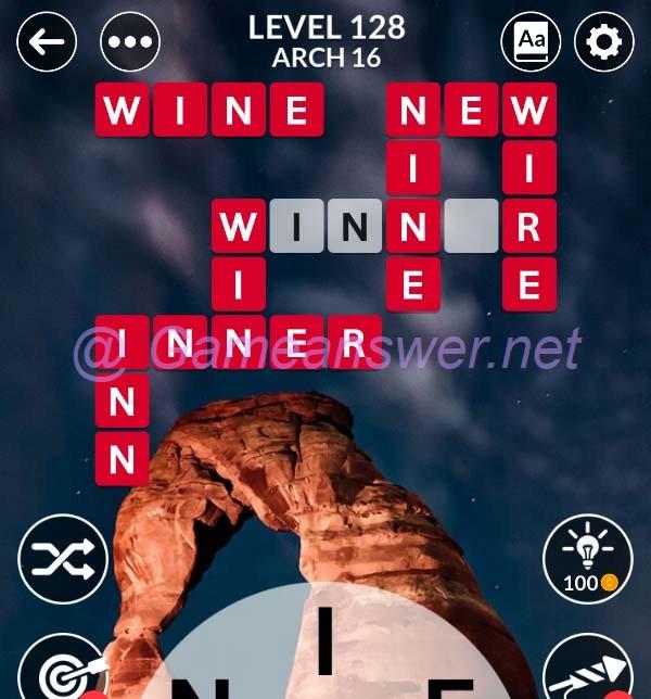 Wordscapes Level 128 Answers Bonus Words Michael