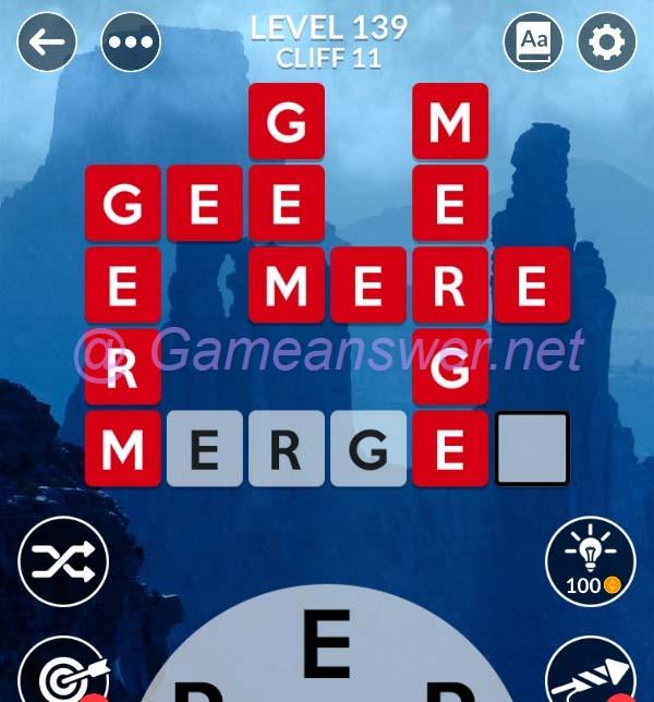 Wordscapes Level 139 Answers Bonus Words Michael