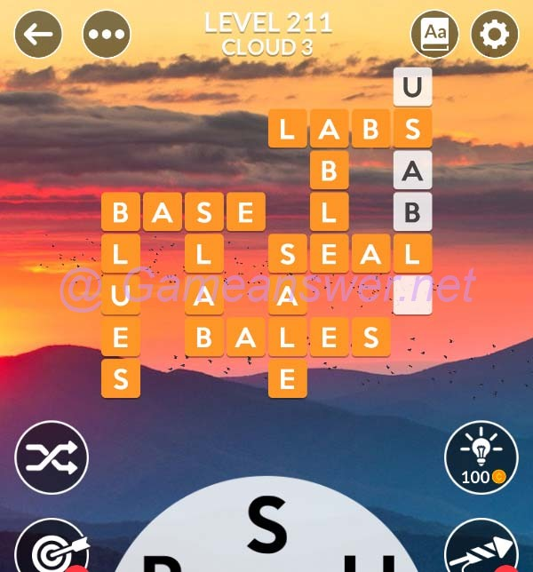 Wordscapes Level 211 Answers Bonus Words Michael